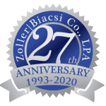 Zoller | Biacsi 27th Anniversary Badge